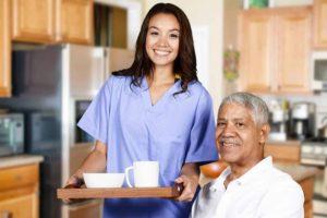 پرستار سالمند و تغذیه سالمند
